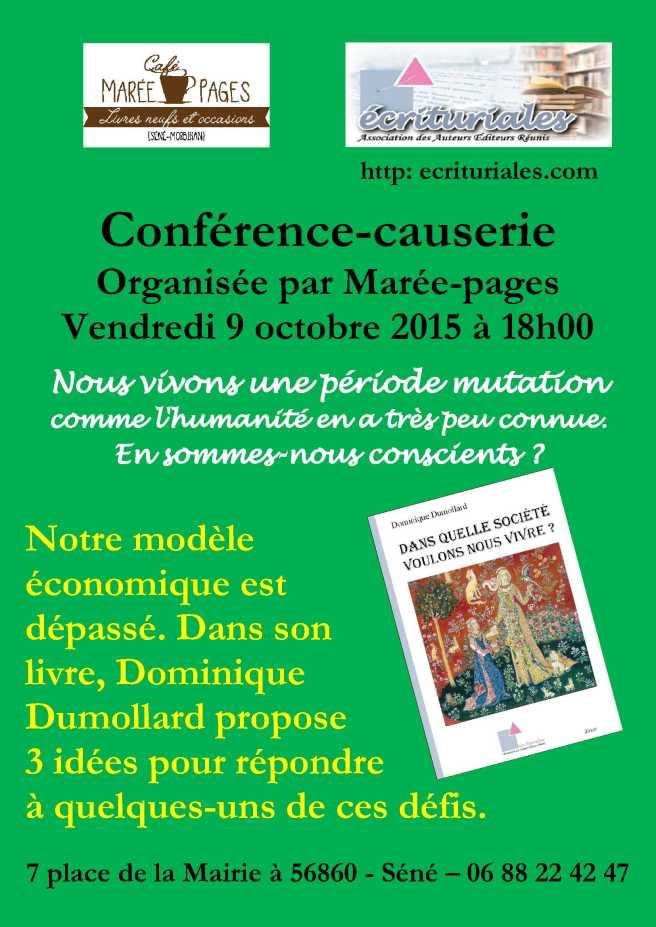 conférence 9 octobre